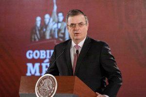 APROBACIÓN DEL T-MEC DA CERTIDUMBRE PARA LAS INVERSIONES EN MÉXICO: EBRARD