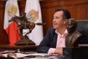 VERACRUZ TERMINA EL 2019 CON NÚMEROS POSITIVOS EN MATERIA DE SEGURIDAD: GOBERNADOR