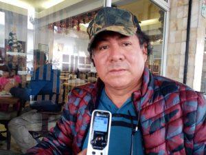 DEMOCRATIZAR LOS SINDICATOS EN MÉXICO ES UNA PREMISA DEL GOBIERNO FEDERAL QUE SE VIENE CUMPLIENDO, INFORMÓ EL REPRESENTANTE DEL SINDICATO INDEPENDIENTE DE FERROCARRILEROS LUIS ANDRADE HERNÁNDEZ