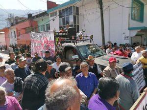 CIUDADANOS DEL MUNICIPIO DE RÍO BLANCO ENSOMBRECEN EL DESLUCIDO ACTO CONMEMORATIVO DE LOS MÁRTIRES DEL SIETE DE ENERO EXIGEN AL PRESIDENTE MUNICIPAL DAVID VELÁSQUEZ RUANO CUMPLA SU PALABRA CON LA MUNICIPALIZACIÓN DEL AGUA