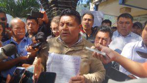 PIDEN HABITANTES DE ATZOMPA LA INTERVENCIÓN DEL GOBERNADOR CUITLÁHUAC GARCÍA PARA QUE SE LES CONCLUYAN 8 OBRAS.