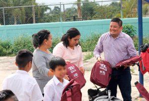 EDUCACIÓN, HERRAMIENTA PARA EL DESARROLLO INTEGRAL DE NUESTRA NIÑEZ Y JUVENTUD VERACRUZANA: RÍOS URIBE