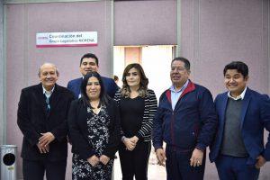RECIBE CONGRESO DEL ESTADO COMPARECENCIA DE LA CEAPP CORRESPONDIENTE A 2019