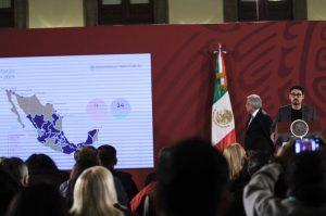 PROGRAMA DE RESCATE URBANO DE SEDATU LLEVA 348 OBRAS EN 24 MUNICIPIOS