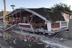 ESTADO DE EMERGENCIA EN PUERTO RICO TRAS TERREMOTO