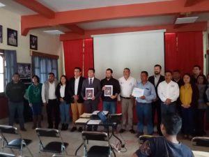 ENTREGA ITSZ DIAGNÓSTICO SOCIAL DEL MUNICIPIO DE TEQUILA.
