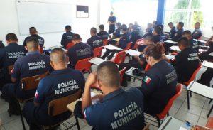 POLICÍAS PREVENTIVOS DEL MUNICIPIO DE ZONGOLICA RECIBIERON CAPACITACIÓN EN EL TEMA DE DERECHOS HUMANOS A FIN DE CONOCER LOS PROTOCOLOS DEL SISTEMA PENAL ACUSATORIO, INFORMÓ EL PRESIDENTE DE LA ASOCIACIÓN NACIONAL TOMÁS DE JESÚS TORIBIO