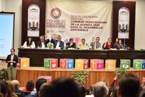 """PARTICIPA MORENA EN EL """"CONSEJO VERACRUZANO DE LA AGENDA 2030 PARA EL DESARROLLO SOSTENIBLE"""