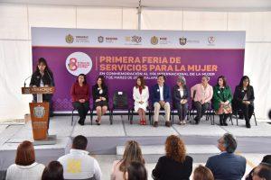 VERACRUZ AVANZA EN LA PROTECCIÓN A LAS NIÑAS Y MUJERES: ROSALINDA GALINDO
