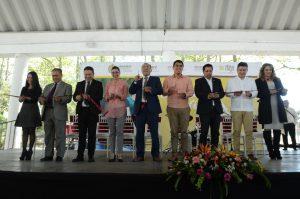 UNA JUVENTUD PREPARADA IMPULSARÁ EL DESARROLLO DEL ESTADO: LEÓN DAVID JIMÉNEZ