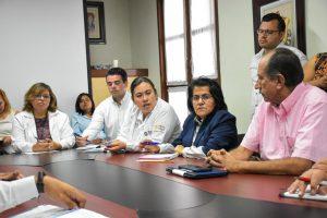 COMITÉ MUNICIPAL DE SALUD SESIONA PARA TOMAR MEDIDAS ANTE CORONAVIRUS EN CÓRDOBA
