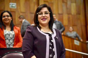 ACIERTA LA SHCP AL ENTREGAR 4,500 MDP A SEDENA A SEMAR PARA AFRONTAR EMERGENCIA SANITARIA: ROSALINDA GALINDO