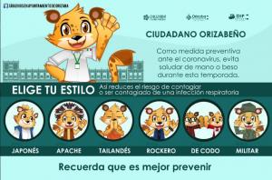 AYUNTAMIENTO DE ORIZABA – MEDIDAS ANTE EL COVID19