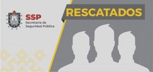 RESCATA SSP A PERSONA PRIVADA DE SU LIBERTAD Y CAPTURA A PRESUNTO SECUESTRADOR EN AMATLÁN.