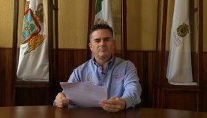 ANUNCIA ALCALDE DE ORIZABA ACCIONES EN APOYO A LA CIUDADANIA