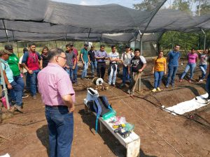 ESTUDIANTES DEL TECNOLÓGICO NACIONAL DE MÉXICO DESARROLLAN PROYECTO DE CAFÉ SUSTENTABLE EN EL CAMPUS TEZONAPA.