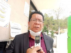 NI UN SOLO ESTUDIANTE DEL TECNOLÓGICO NACIONAL DE MÉXICO CAMPUS ZONGOLICA RESULTARÁ AFECTADO INFORMÓ EL DIRECTOR POMPEYO QUECHULPA PÉREZ