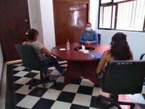 INSTITUTO CORDOBÉS DE LAS MUJERES MANTIENEN ATENCIÓN DURANTE EMERGENCIA SANITARIA