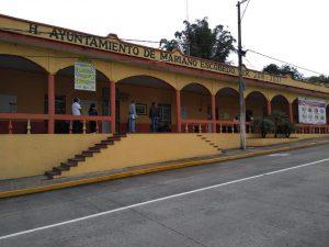 SUSPENDE AYUNTAMIENTO DE MARIANO ESCOBEDO ACTIVIDADES NO ESCENCIALES PARA EVITAR CONTAGIOS.
