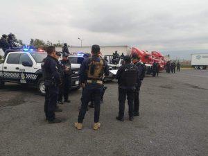 DESPLIEGAN VERACRUZ Y PUEBLA OPERATIVO PARA VIGILAR LA CARRETERA MALTRATA – ESPERANZA.