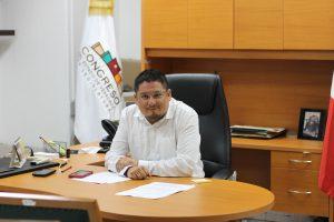PROYECTO DE AUSTERIDAD ELECTORAL VELA POR LOS INTERESES DEL PUEBLO VERACRUZANO: RÍOS URIBE