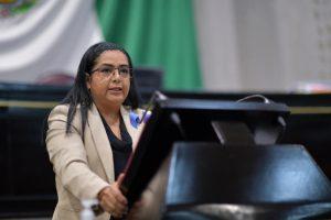 PROPONE DIPUTADA UTILIZACIÓN DE MEDIOS ELECTRÓNICOS EN LA IMPARTICIÓN DE JUSTICIA.