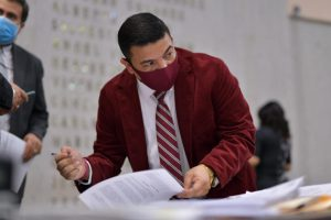 ENTREGA DIPUTADO JUAN JAVIER GÓMEZ CAZARÍN SU PRIMER INFORME DE ACTIVIDADES LEGISLATIVAS.
