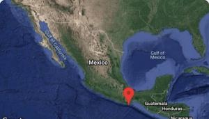 ACTIVAN ALERTA DE TSUNAMI PARA MÉXICO, GUATEMALA, HONDURAS Y EL SALVADOR.
