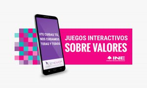 INE PROPONE IMPLEMENTACIÓN VIRTUAL DE JUEGOS INTERACTIVOS.