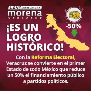 AVALAN 127 CABILDOS LA REFORMA ELECTORAL: DÍA HISTÓRICO PARA VERACRUZ.
