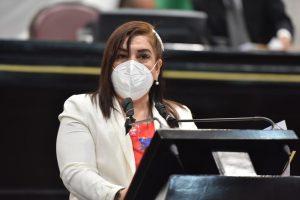 LACERANTE Y VERGONZOSO SOLICITAR ACTAS DE CABILDO AL CONGRESO: DIPUTADA ROSALINDA GALINDO.