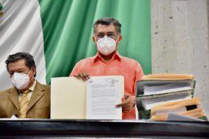 BUSCA DIPUTADO MEJORAR LA ESTRUCTURA ORGANIZACIÓN AL DEL PODER JUDICIAL DE VERACRUZ.