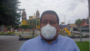La obra pública no se ha detenido en el municipio de Atzacan.