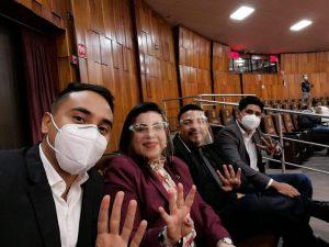 Pide congreso que Ayuntamientos contesten artistas veracruzanos.
