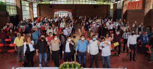 Tenemos al partido y militancia lista, falta organización y dirección; momento de trabajar unidos: Esteban Ramírez.