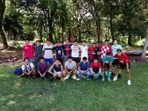 El equipo de Lobos Ixtac jugará en la 4ta división de fútbol.