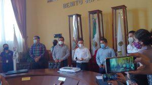 Ayuntamiento de Orizaba celebró el 5to aniversario de Pueblo Mágico.