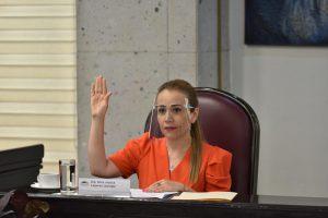 Autoridades deben garantizar entornos seguros para las mujeres: Dip. Nora Lagunes.