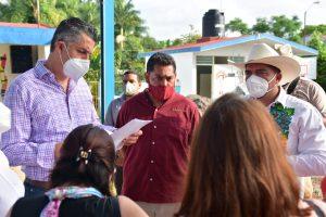 Obras en infraestructura de la SEV transforman al sector educativo: Víctor Vargas