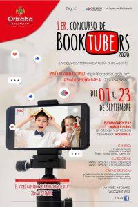 Realiza ayuntamiento de Orizaba el concurso «Booktubers» con una gran participación.