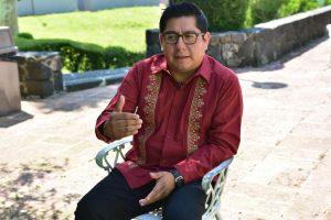Bienvenida la encuesta para renovar dirigencia de Morena Veracruz: Esteban Ramírez.
