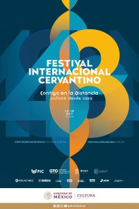 Orizaba se enlazará al festival  Cervantino en su cuadragesima octava celebración.