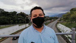 Estoy dedicado a mi trabajo, no a las polémicas: Aldo Valerio Zamudio.