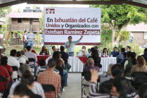 Retomemos la opción de la encuesta, hay que ser congruentes con la militancia: Esteban R. Zepeta.