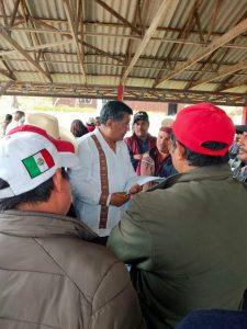 Veracruz se suma al llamado de unidad para reorganizar Morena.