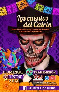 Tradición de Día de Muertos, un orgullo de México y reconocido en el mundo.