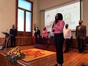 Con semana cultural festejan el primer aniversario de la supervisión de la zona 295 Orizaba.