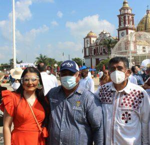 Respeto a la identidad cultural de nuestros pueblos, garante de la gobernabilidad en Veracruz: Raymundo Andrade.
