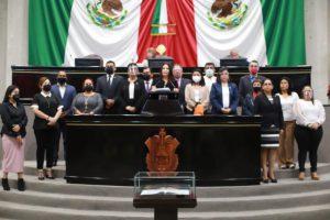 *Grupo Legislativo de MORENA respalda a nuestra diputada Mónica Robles: Gómez Cazarín.