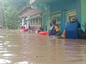 Atiende Protección Civil del Estado afectaciones por lluvias.